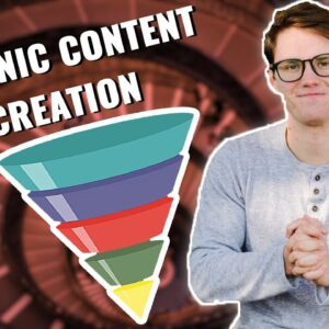 CREATING YOUR MARKETING FUNNEL PLAN: Organic Content Creation and Strategy