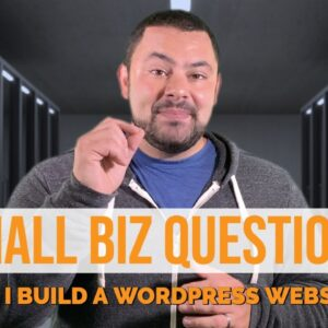 What's The Best Web Hosting for WordPress? How to Build A New WordPress Site in 5 Minutes!