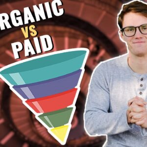 CREATING YOUR MARKETING FUNNEL PLAN: Organic v.s. Paid Traffic