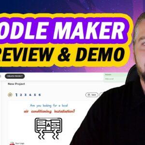 Doodle Maker Review & Full Demo With Doodle Maker Bonuses