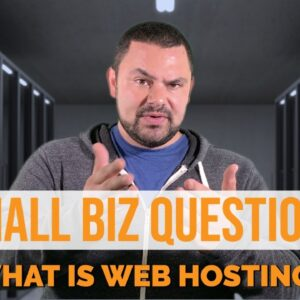 What is Web Hosting & What's The Best Web Hosting for WordPress? (HINT: It's HostGator!)
