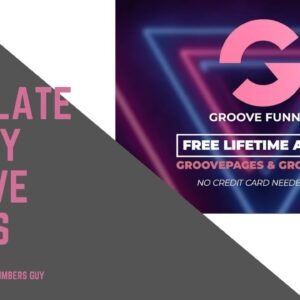 Miles Better Groove Funnels - How to video and reviews - Template Friday 16th Oct