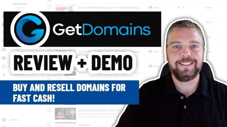 Get Domains Review | How To Buy & Resell or Flip Domains