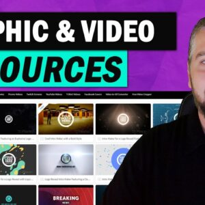 Graphic and Video Resources:  FreePik + Placeit by Envato