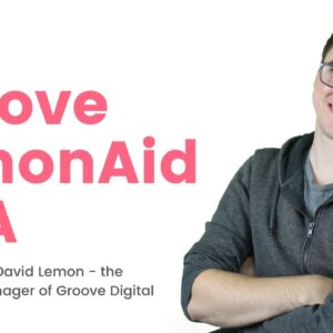Groove LemonAid #6 - A Q&A session with David Lemon