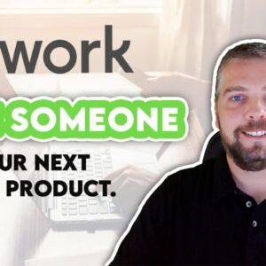 Hire Someone For Your Next Job or Product Using Upwork