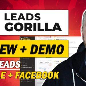 Leads Gorilla Review: LeadsGorilla Demo + Bonuses