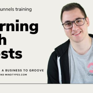 Learning with Guests - Transferring a business over to GrooveFunnels