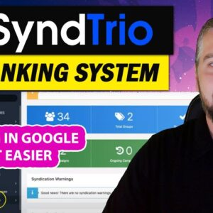 SyndTrio Review & Demo: SyndTrio Walk-Through + Bonuses