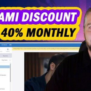 Vidnami Discount: 40% Off Vidnami Coupon Promo (Content Samurai)