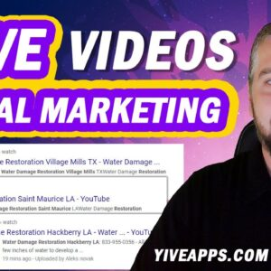 YIVE: Local Video Marketing - Top Rankings in Google and YouTube