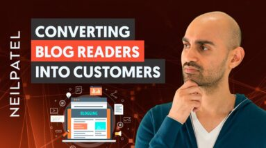 How to Convert Blog Readers Into Customers